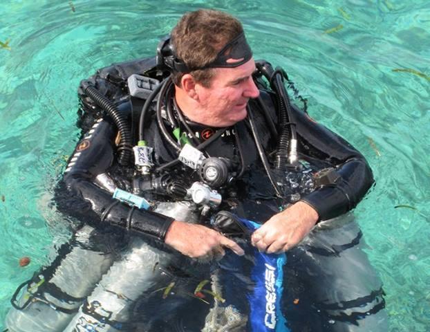 TriMix Exploration Diver (TMD Level 5) - TriMix Exploration Diver